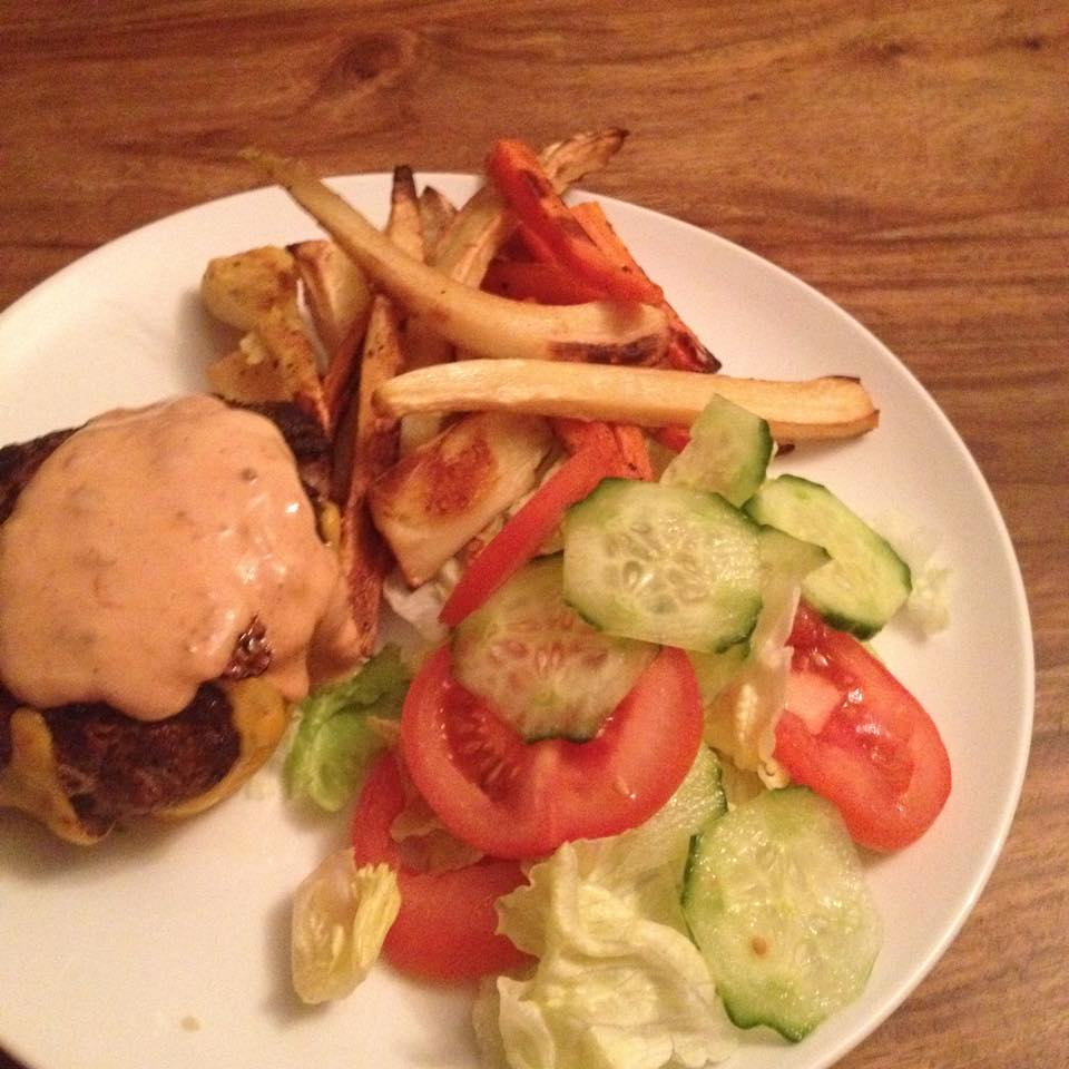 slimming-world-burger