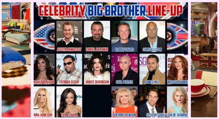 Watch Celebrity Big Brother (US) - Season 1 - WatchSeries