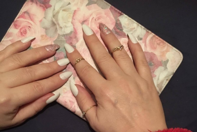 Penney\'s Beauty - Nails - Clare With The Hair