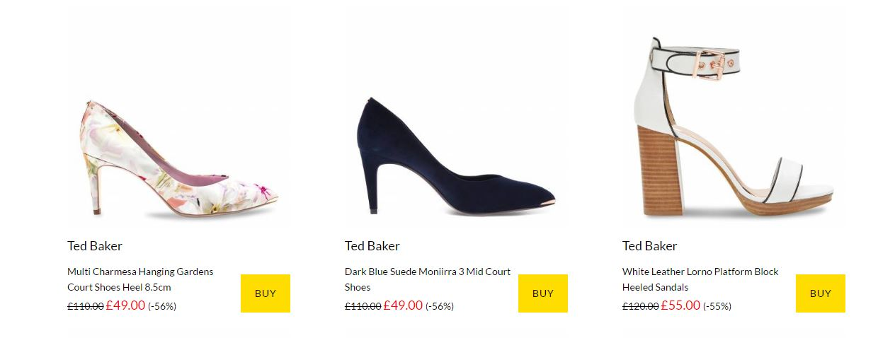 8e86127af68 Cyber Week Ted Baker Sale 50% Off