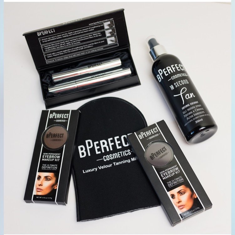 win it Friday thanks to bperfectcosmetics Get Brows on Fleekhellip